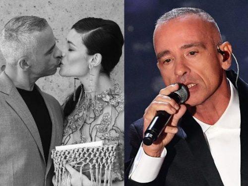 Eros Ramazzotti e Marica Pellegrinelli al centro del gossip