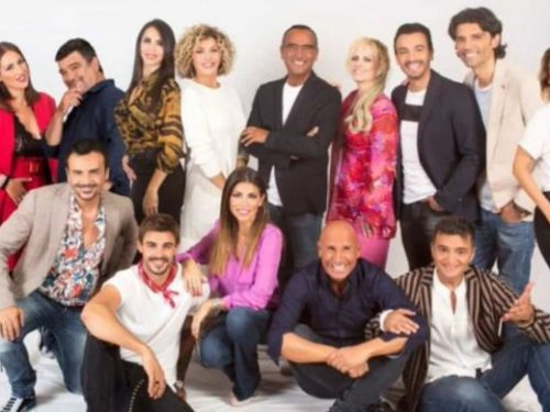 Carlo Conti torna su Rai Uno con Tale e Quale show
