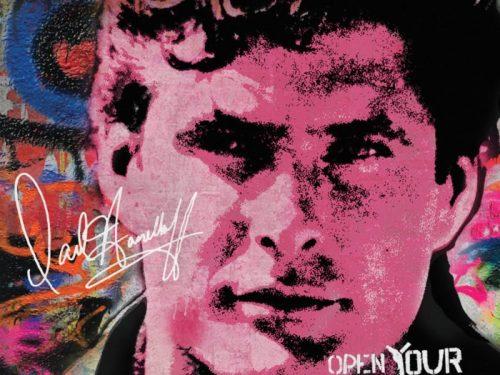 David Hasseloff rinasce con l'album Open Your Eyes